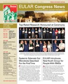 EULAR Congress News: Friday/Saturday - 12/13 June Edition