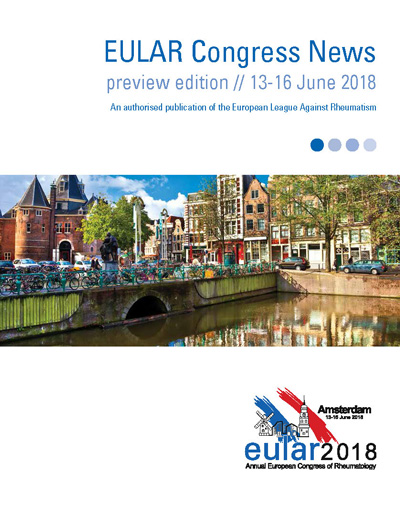 2018 EULAR Preview Edition