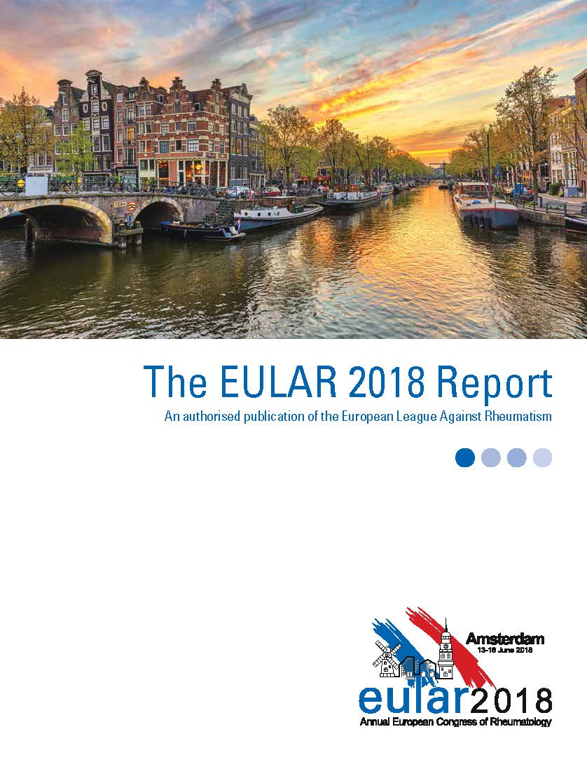 The EULAR 2018 Report