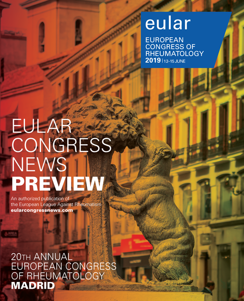 2019 EULAR Preview Edition