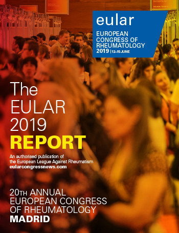 The EULAR 2019 Report